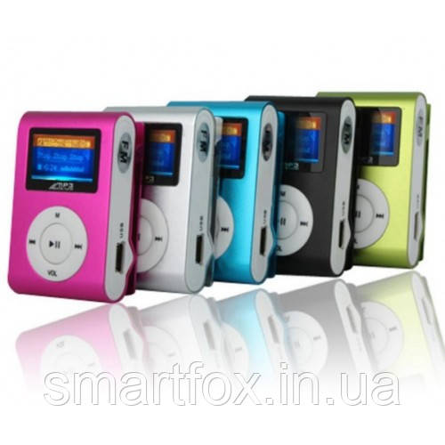 MP3 плеер с дисплеем 012 (74 909)
