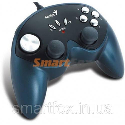 Игровой манипулятор (джойстик) GENIUS MAX FIRE G-12U