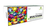Мультифарм № 40 натуральные витамины