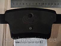 Колодки тормозные задние  EC8 1014014205