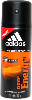 Спрей дезодорант Adidas 3 pro Deep Energy