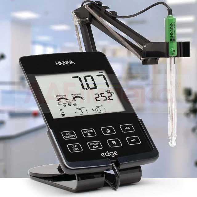 HI 2020 pH-метр edge® (Multiparameter, Hanna)
