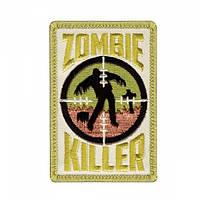 Патч Rothco Zombie Killer