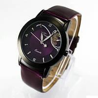"""Часы женские кварцевые наручные """"Lux"""", цвет марсала-фиолет"""