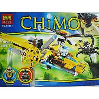 Конструктор Chima 10074, 182 деталей 26х19х5,5 см