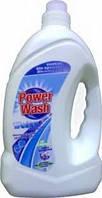 Гель для стирки белого белья Power Wash Weiss  Повер Вош  4л