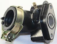Патрубок карбюратора скутера YABEN-60см3
