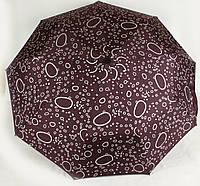 Зонт женский полуавтомат Mario горошек, фото 1