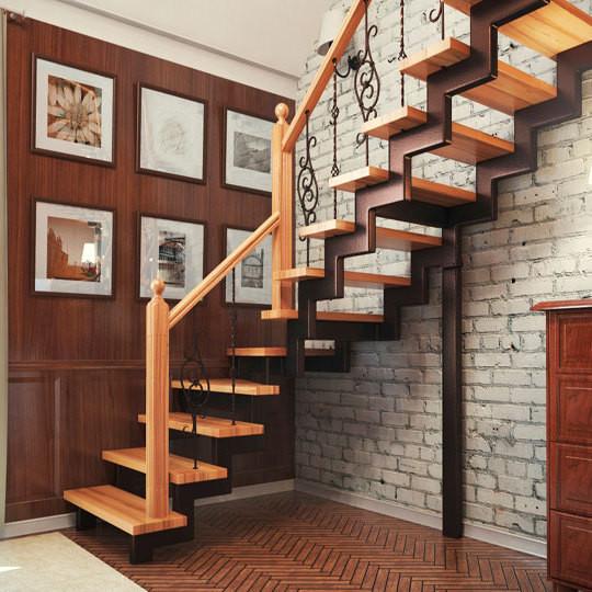 Лестницы для дом и дачи