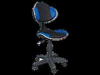 Офисное кресло Signal Q-G2 черный/синий
