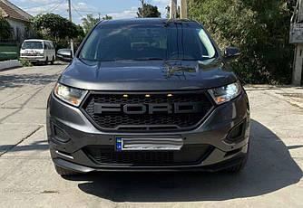 Решетка радиатора Ford Edge (14-18) тюнинг стиль Raptor