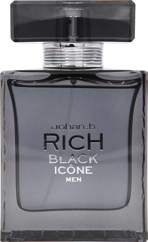 Johan. B Rich Black Icon туалетна вода 90мл