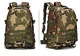 Тактический походный рюкзак Military 30 L Камуфляжный милитари / T401 ViPvse, фото 2