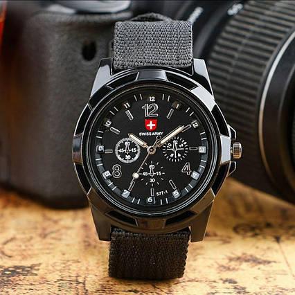 Чоловічі кварцові годинники годинники Swiss Army ViPvse