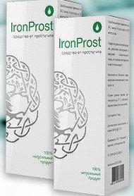 Iron Prost - краплі від простатиту (Арон Простий) ViPpils