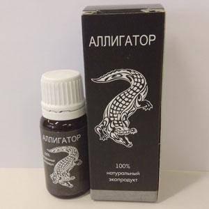 Алігатор - краплі ViPpils