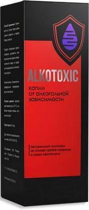 Alkotoxic — краплі від алкогольної залежності (АлкоТоксик) ViPpils