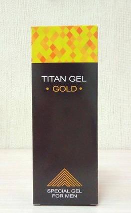 Titan Gel Gold - Гель-лубрикант (Титан Гель Голд) ViPpils
