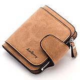 Жіночий гаманець клатч Baellerry Forever Mini балери Коричневий Замша PU ViPvse, фото 6