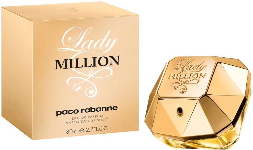 Paco Rabanne Lady Million EDP 80 ml (лиц.)