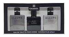 Набір парфумерії для чоловіків Chanel