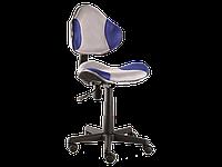 Офисное кресло Signal Q-G2 серый/синий
