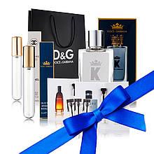 Подарунковий набір Dolce Gabbana в брендовому пакеті