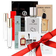 Подарунковий набір Giorgio Armani в брендовому пакеті