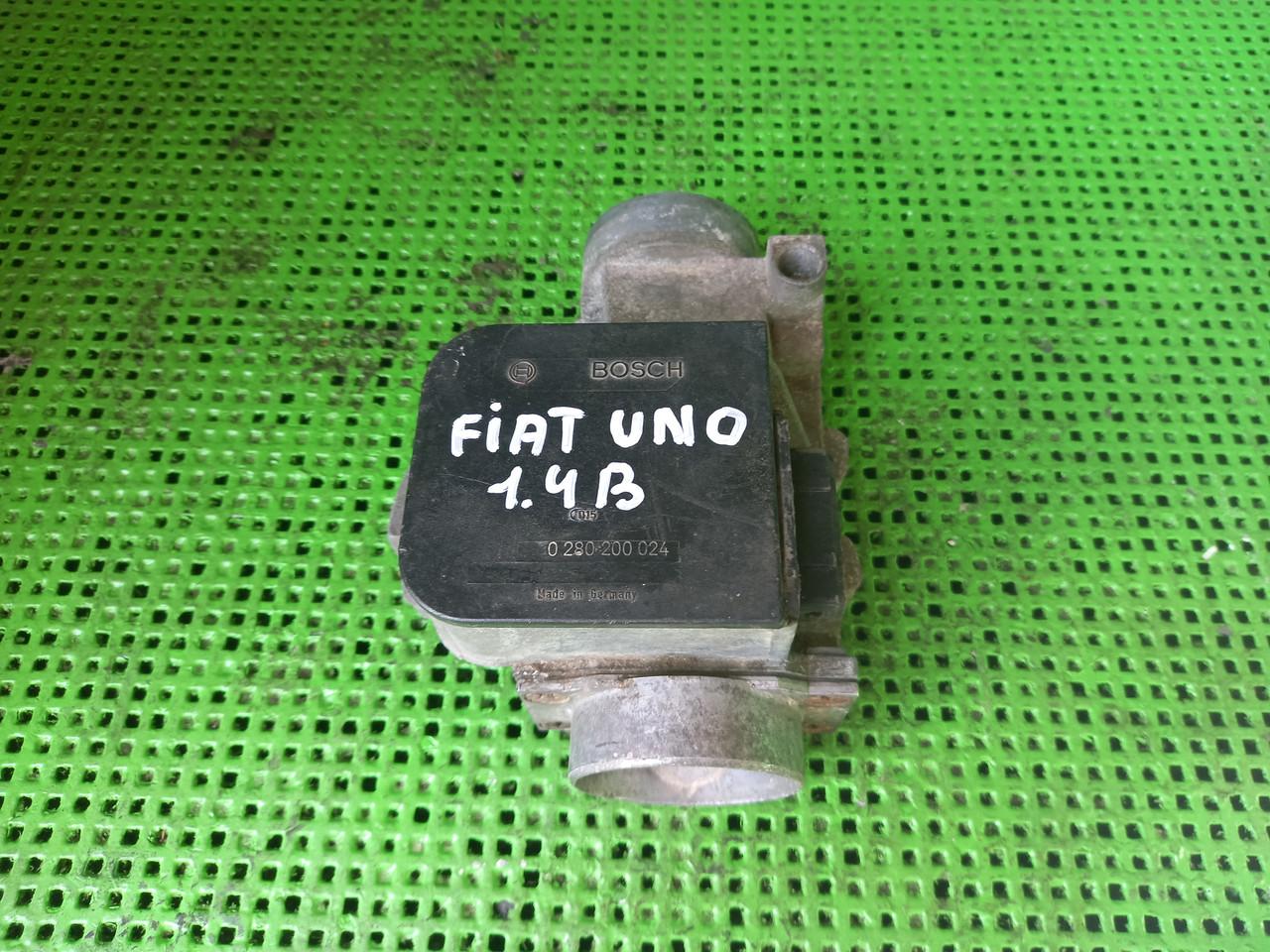 0290200024 Витратомір повітря для Fiat Uno 1.4