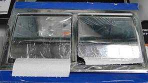 Тримач настінний 2-й для туалетного паперу (врізний)