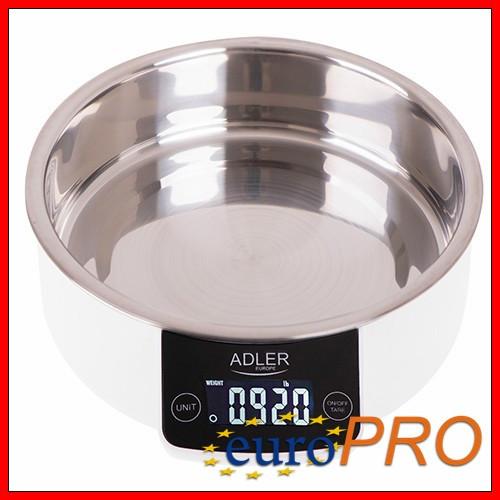 Кухонные весы с чашей Adler AD 3166