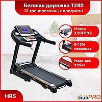 Професійна електрична бігова доріжка HRS T280