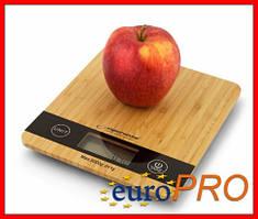 Весы кухонные Esperanza Bamboo EKS005
