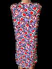 Халати жіночі на блискавці бавовна Україна. Розміри 52,54,56,58,60,62. Від 6шт за 109грн, фото 8