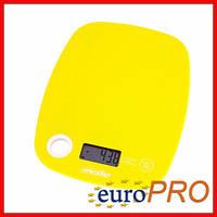 Ваги кухонні Mesko MS 3159 yellow