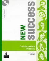 Success New Pre-intermediate.Workbook with Audio CD.