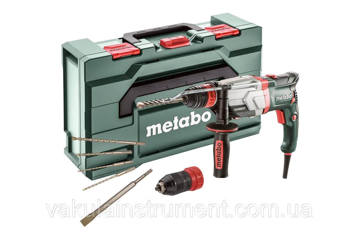 Мультиперфоратор Metabo UHEV 2860-2 QUICK SET (600713850)