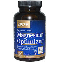 Оптимизатор магния, Jarrow Formulas, 100 таблеток