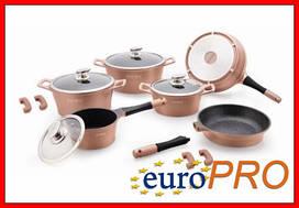 Набір посуду Royalty Line RL ES-2014M copper