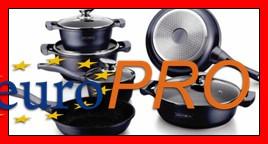 Набор посуды Royalty Line RL RL-ES1010M black