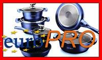 Набор посуды Royalty Line RL RL-ES1010M dark blue, фото 1