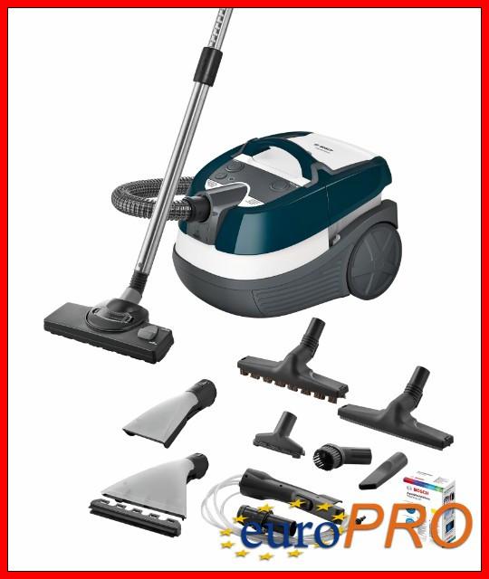 Пилосос Bosch BWD41720 вологе/сухе прибирання