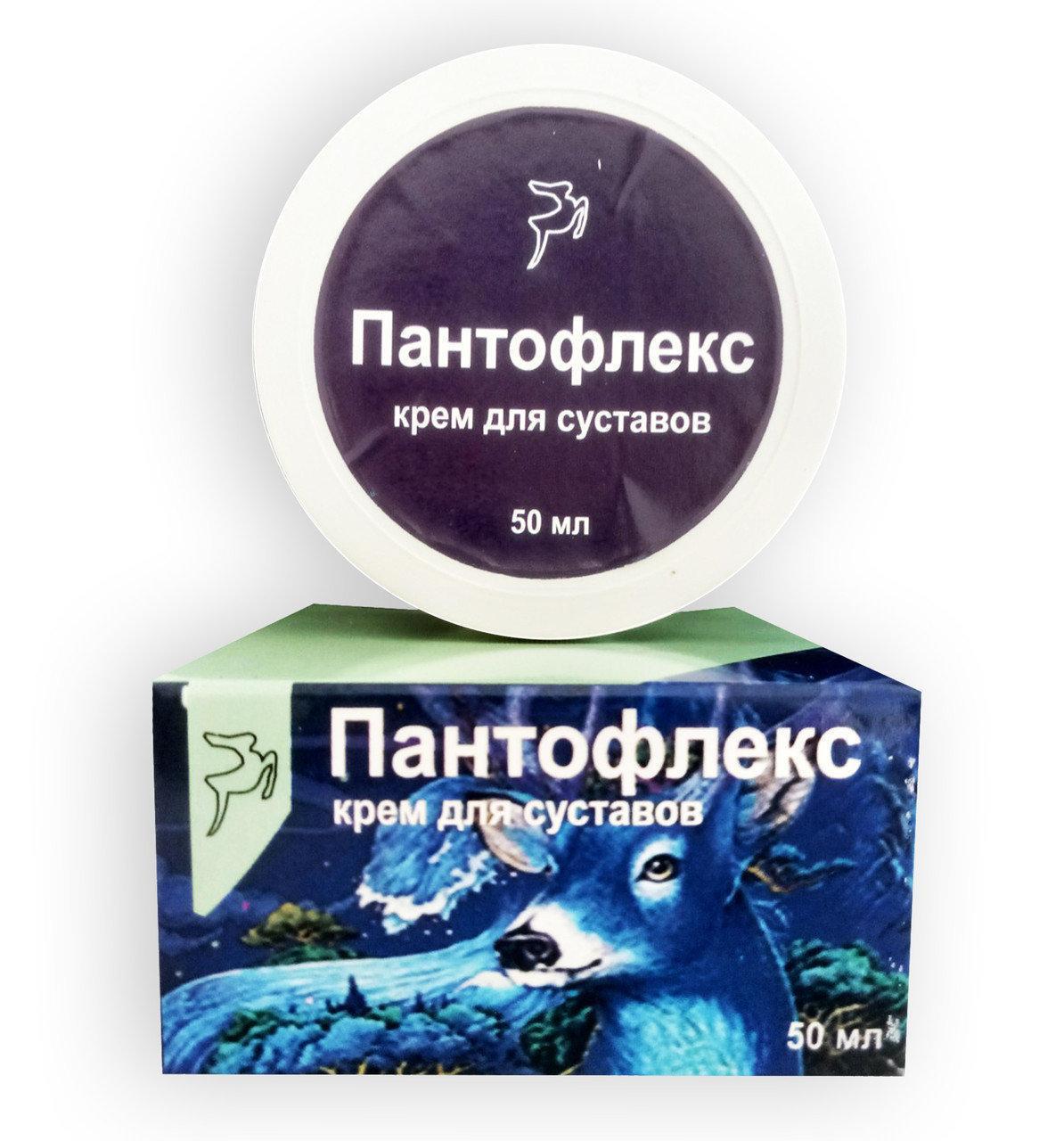 Пантофлекс - Крем для суглобів. ViPpils