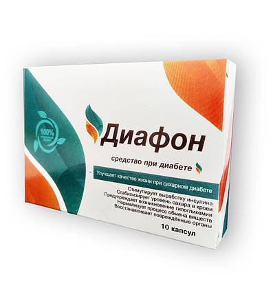 Диафон - Капсули від цукрового діабету ViPpils