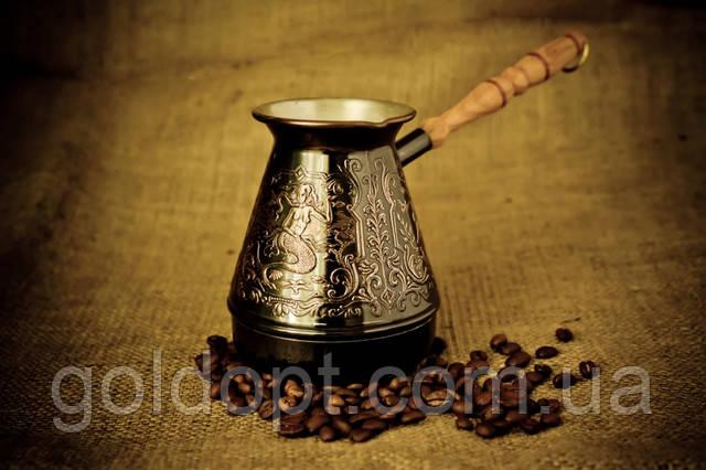 Как приготовить вкусный кофе в турке
