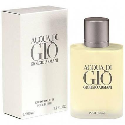 Armani Acqua di Gio pour homme EDT 100 ml (лиц.)