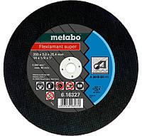 Отрезной диск Metabo FLEXIAMANT SUPER 350 х 3,0 х 25,4, сталь,TF 41 (616327000)