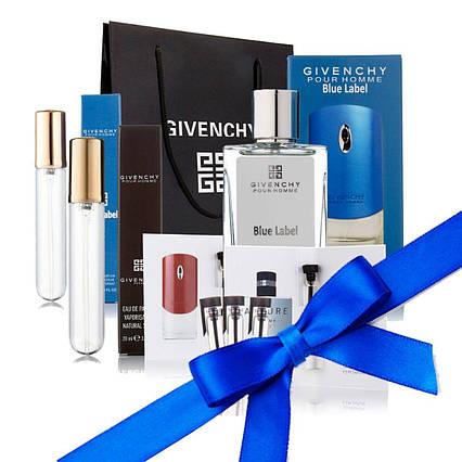 Подарочный набор Gvenchy в брендовом пакете