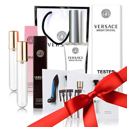 Подарочный набор Versace в брендовом пакете