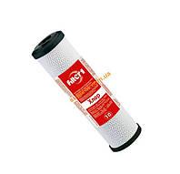 Угольный картридж (карбонблок) Filter1 CBC 25 x 10″